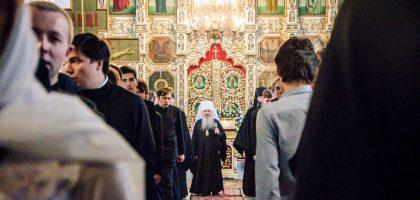 Начало нового учебного года в Казанской семинарии