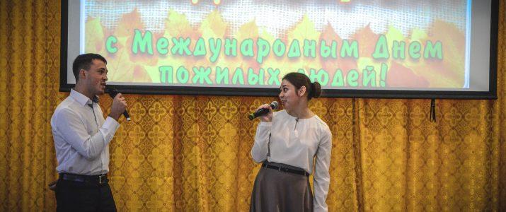 В Казанской семинарии состоялся концерт ко Дню пожилого человека