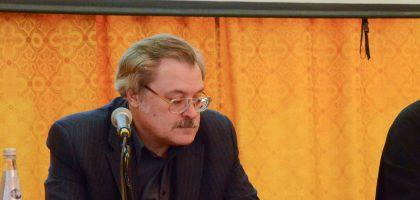 Профессор МГУ С. В. Перевезенцев прочитал лекции в Казанской духовной семинарии