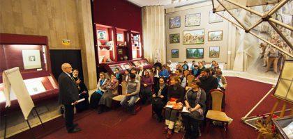 В Казани состоялась работа церковно-певческой секции регионального этапа Рождественских чтений