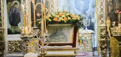Престольные торжества в Казанской семинарии