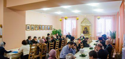 В Казанской семинарии состоялось заседание Ученого совета