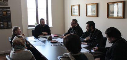 Очередное заседание Административного совета Казанской семинарии