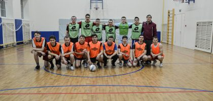 В Казанской семинарии прошел футбольный турнир