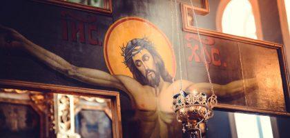 В Казанской семинарии совершена первая в этом году Пассия