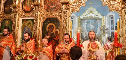 Казанская семинария встретила праздник Светлого Христова Воскресения
