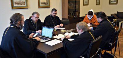 В Казанской семинарии состоялось очередное заседание Административного совета