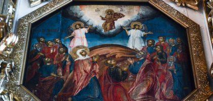 Праздник Вознесения Господня в Казанской семинарии