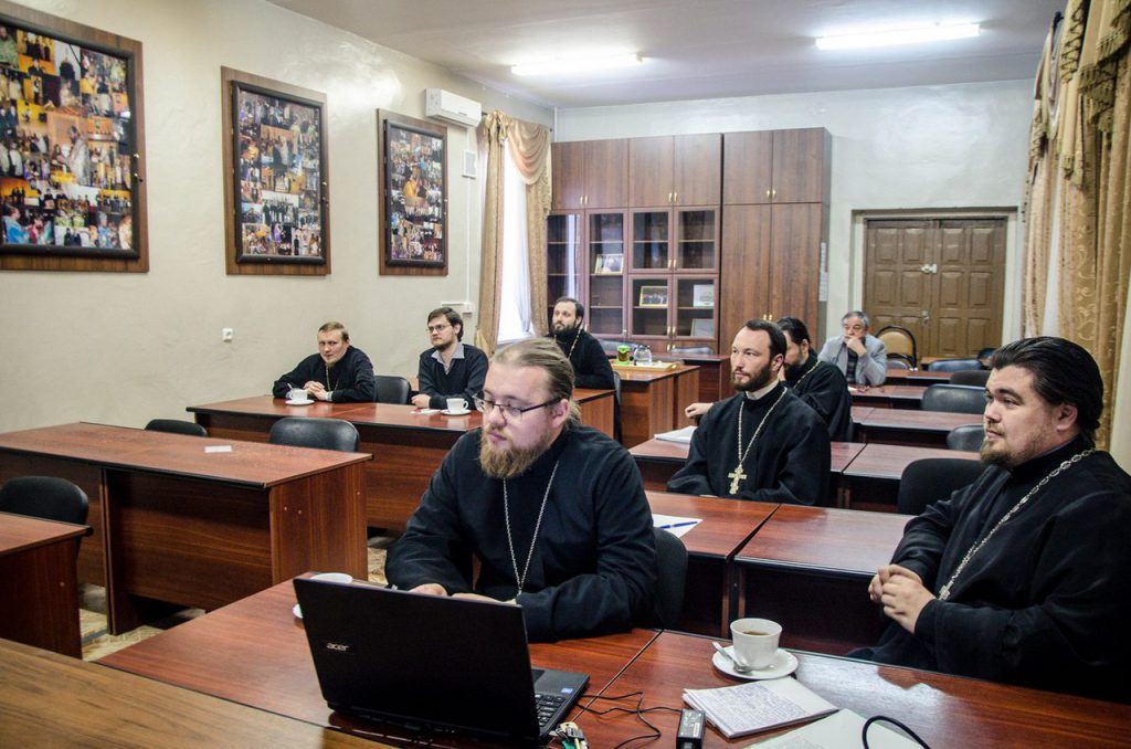 В Казанской семинарии состоялась предзащита дипломных работ  предзащита2 предзащита2 предзащита