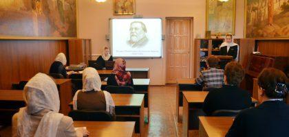 В Казанской семинарии состоялся открытый семинар «Жизнь и творчество М.М. Ипполитова-Иванова»