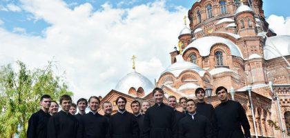 Мужской хор Казанской семинарии принял участие в фестивале «Музыка веры»