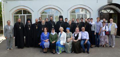 Итоговое заседание Ученого совета Казанской семинарии