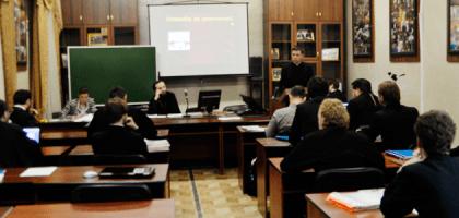 В Казанской семинарии прошла защита дипломных работ