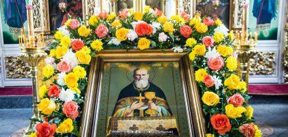 Престольный праздник в Казанской православной духовной семинарии