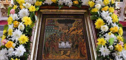 Праздник Святой Троицы в Казанской семинарии
