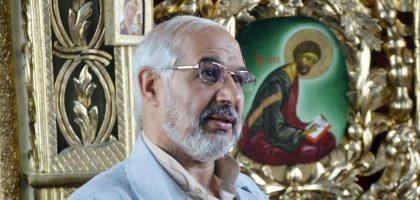 Казанскую семинарию посетил представитель университета религий и конфессий Ирана
