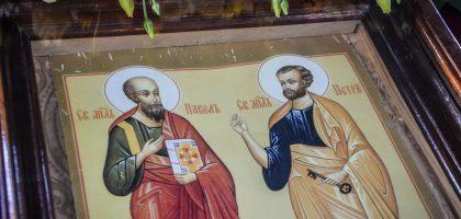 Казанская семинария почтила память славных и всехвальных первоверховных апостолов Петра и Павла