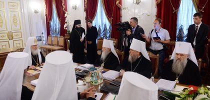 Священный Синод утвердил проекты документов образовательной программы по специальности «Регент церковного хора, преподаватель»
