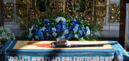 Казанская семинария отметила праздник Успения Пресвятой Богородицы