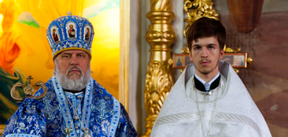 Иерейская хиротония выпускника Казанской семинарии диакона Антония Рыбочкина