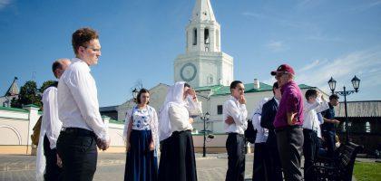 Экскурсия по Казани для воспитанников Казанской семинарии