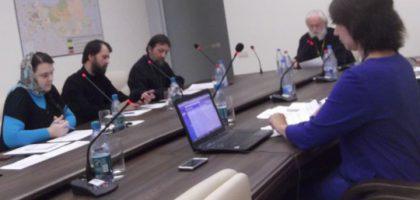 Учебный комитет провел первый международный вебинар, посвященный формированию единого образовательного пространства для духовных учебных заведений