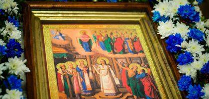 Студенты Казанской духовной семинарии встретили праздник Покрова Пресвятой Богородицы