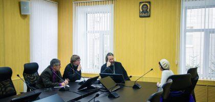 На отделение дополнительного образования осуществлен первый набор по направлению «Православный экскурсовод»