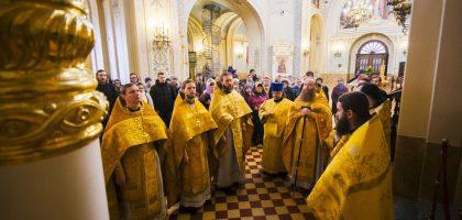 В Свияжском монастыре прошли молитвенные торжества по случаю 450-летия преставления святителя Германа Казанского