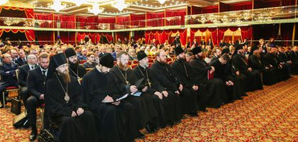 Представители Казанской семинарии приняли участие в III Форуме православной общественности Татарстана