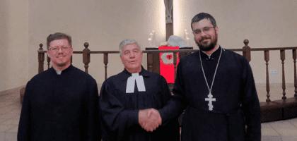 Представитель Казанской семинарии поздравил лютеран с 500-летием Реформации