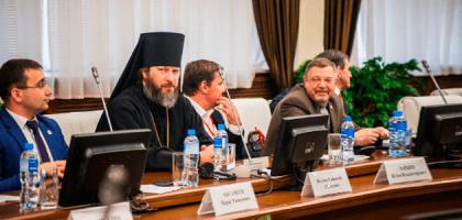 Первый проректор Казанской семинарии принял участие в VII Международном форуме «Ислам в мультикультурном мире»