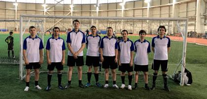 Студенты семинарии приняли участие в межприходском  турнире по мини-футболу