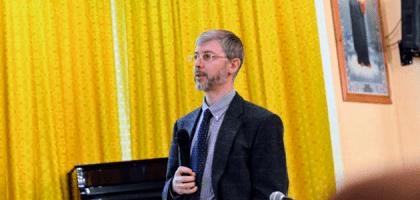 В Казанской семинарии прочитал цикл лекций профессор общецерковной аспирантуры