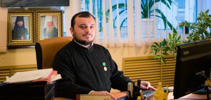 Проректор по воспитательной работе принял участие в научной конференции Санкт-Петербурга