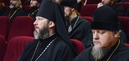 Казанская духовная семинария приняла участие в Епархиальных Рождественских чтениях
