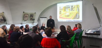 Проректор по воспитательной работе КазПДС прочитал лекцию в Казанском Кремле
