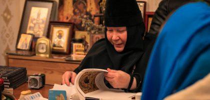 Учащиеся регентско-катехизаторского отделения посетили Свято-Успенский Зилантов монастырь