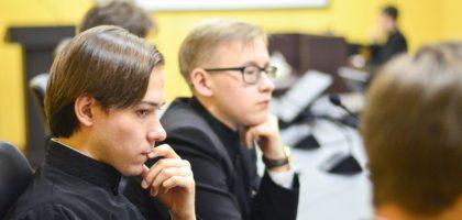 Начался приём документов в магистратуру Казанской духовной семинарии