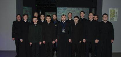 Учащиеся Казанской семинарии посетили музей «Россия — моя история»