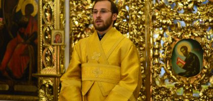 Диакон Кирилл Дмитриев: «Святителя Николая по-особому любят и почитают в России»