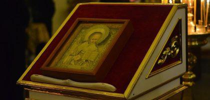 Казанская семинария чтит память святителя Николая архиепископа Мир Ликийских
