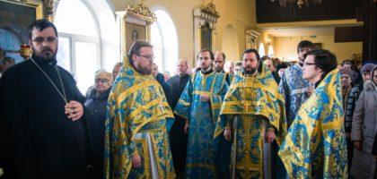 15 февраля Церковь отмечает праздник Сретения Господня