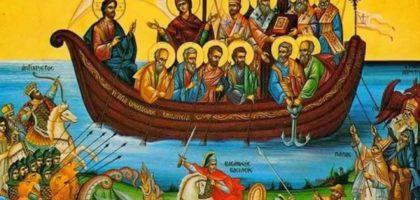 Проповедь иерея Александра Ермолина в неделю Торжества Православия