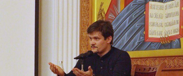 Проректор по научно-богословской работе Казанской семинарии А.П. Соловьев прочитал лекцию для преподавателей и студентов Нижегородской духовной семинарии