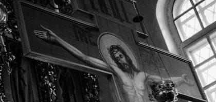 Проповедь иерея Александра Ермолина на Пассии или почему современное общество пытается «изгнать» Пасху