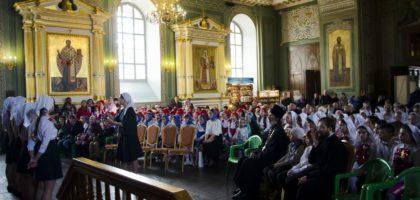 Заведующий регентским отделением принял участие в организации Пасхального фестиваля духовной музыки