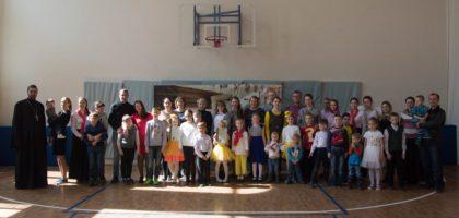 Детский пасхальный утренник в Казанской православной духовной семинарии