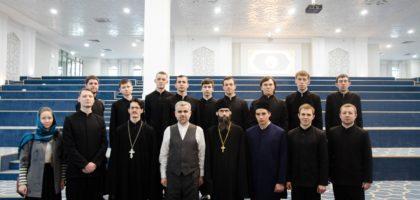 Студенты семинарии посетили Болгарскую исламскую академию, Болгарский музей-заповедник и храм Воскресения Христова в Алексеевском