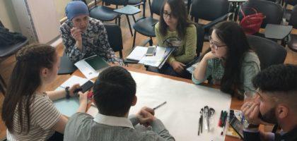 Студенты Казанской православной духовной семинарии приняли участие в семинаре, посвященном обучению волонтеров Республики Татарстан
